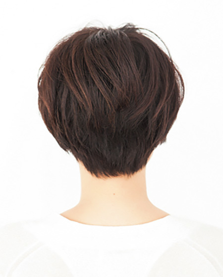 引き算ショートで今っぽいヘルシーさを【40代のショートヘア】_1_1-3