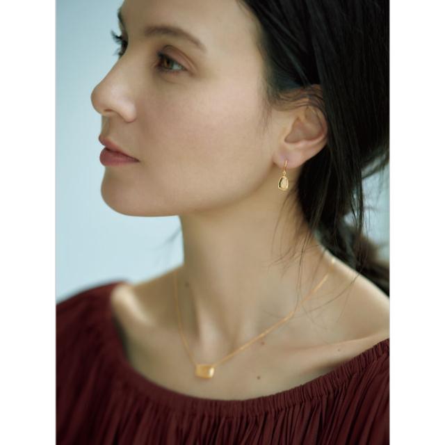 【真夏のクールジュエリー】MARIHA Organic Gems ネックレス M