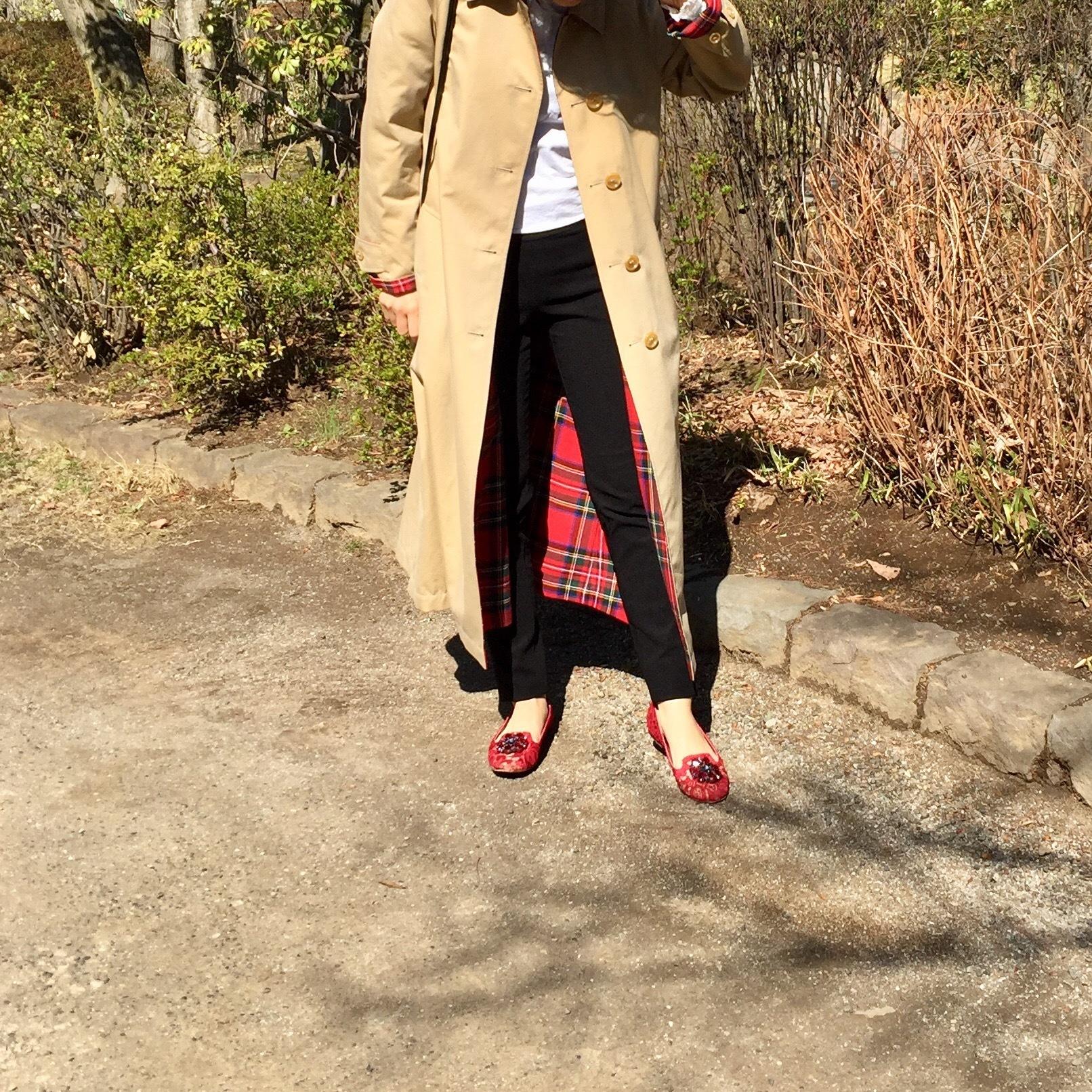 今こそ出番だ!「トレンチコート」美女組さんの春の着こなし【マリソル美女組ブログPICK UP】_1_1-1