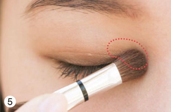 目が左右非対称さんの場合★タイプ別「デカ目」になる方法③ _1_5-1