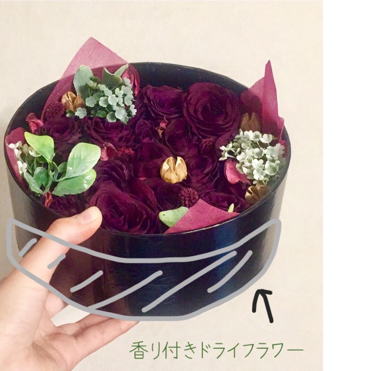 花束をそのまま!『ドライフラワーボックス』の作り方!_1_6
