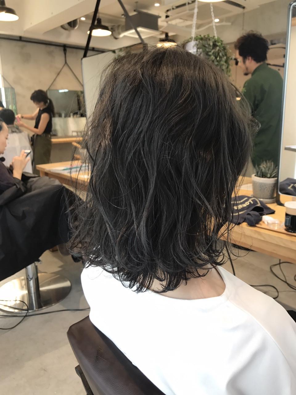 ^o^第35回【私の最近の髪色】ブリーチなしでこのカラー!!_1_2