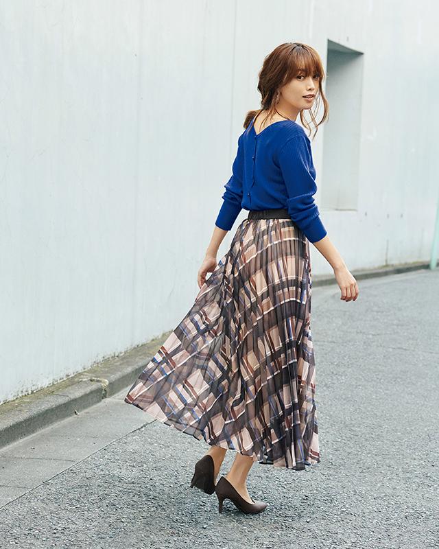 ちょっぴり大人に進化したジャスグリッティーなら見つかる 「スカート上手」になれる、秋の5着_1_5