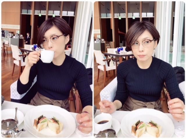 なりたい自分になれる「女っぷりメガネ」を着回す☆_1_3-4