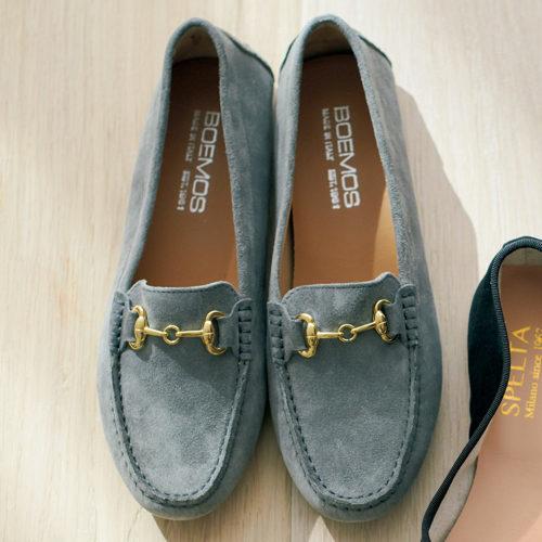 上品さと極上の履き心地、デイリーに活躍するきれいめフラット靴_1_5