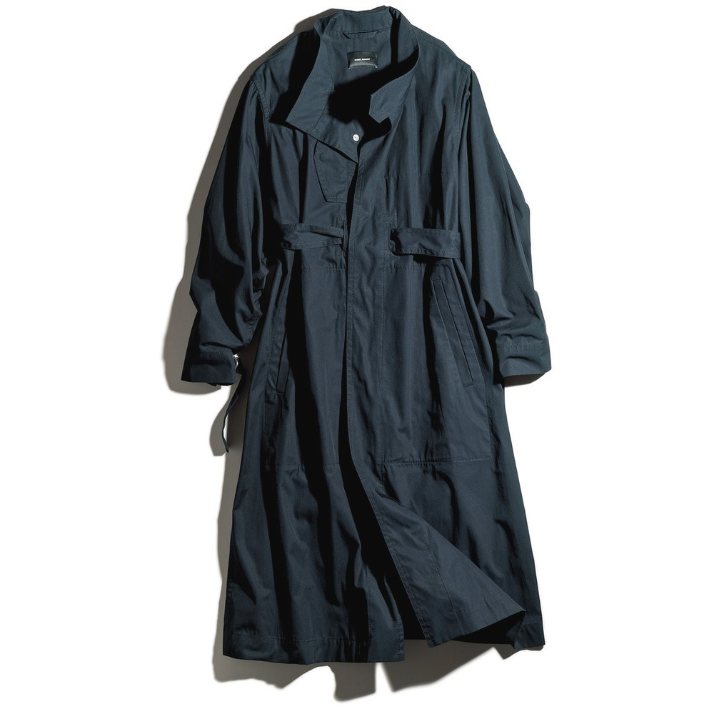 ファッション イザベル マランのロングコート