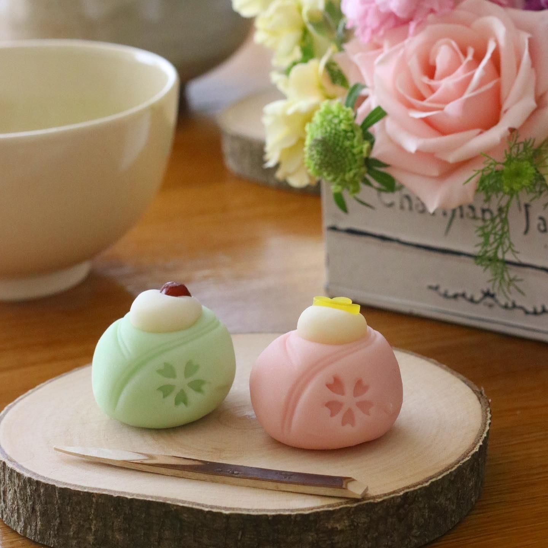 ひなまつりの和菓子