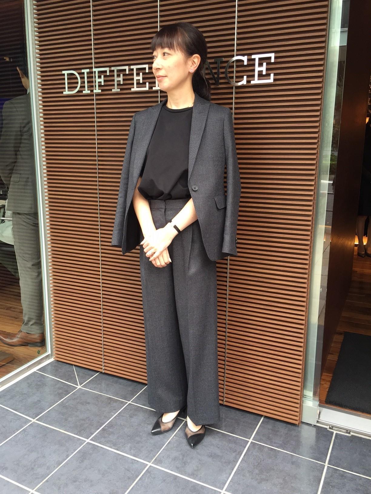 スーツを気軽にセミオーダーできる新ブランド、【DIFFERENCE】が表参道に登場!_1_4