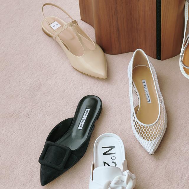 いつもの着こなしにプラスするだけで着映える靴2