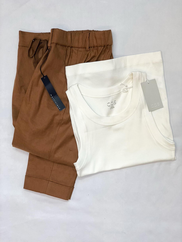Brownを着こなしのスパイスに。_1_2