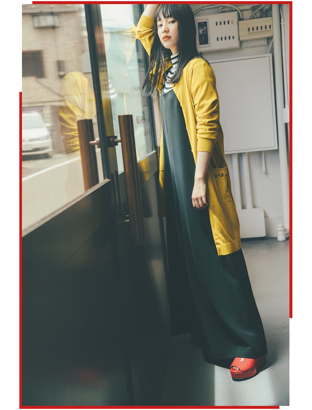 アニエス ベーの秋服が似合いすぎ♡ ノンノモデル山田愛奈が大人可愛い!_1_4-1