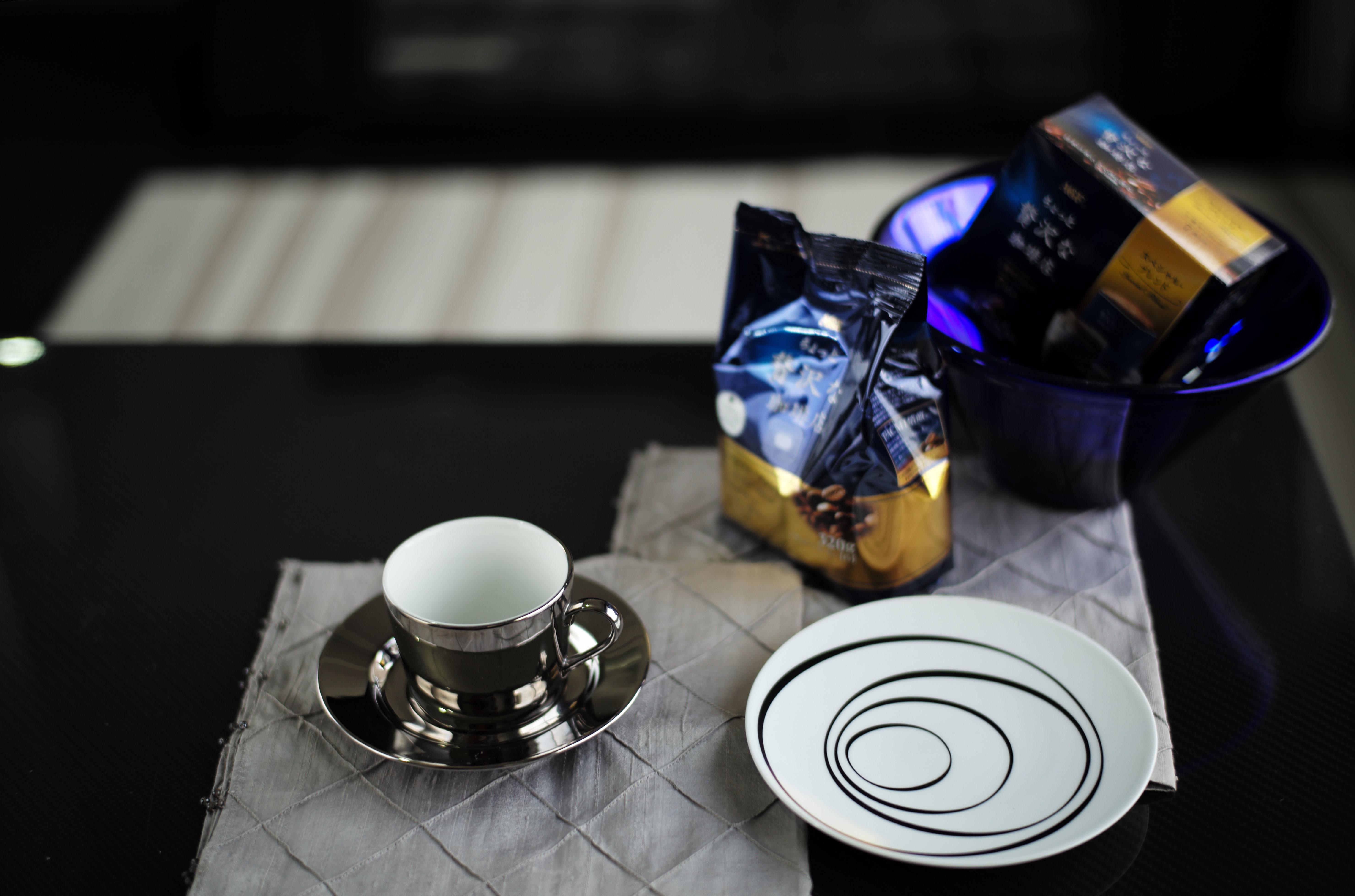 長雨でも自宅で「青」と一緒に愉しむ、珈琲タイム_1_2