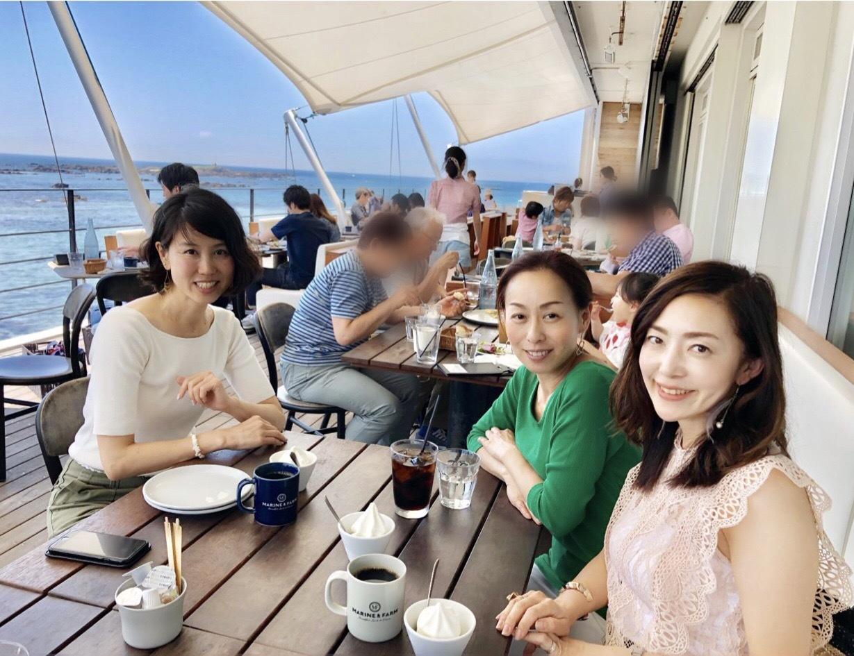 ZARAの夏コーデで海辺のレストランへ☆_1_2