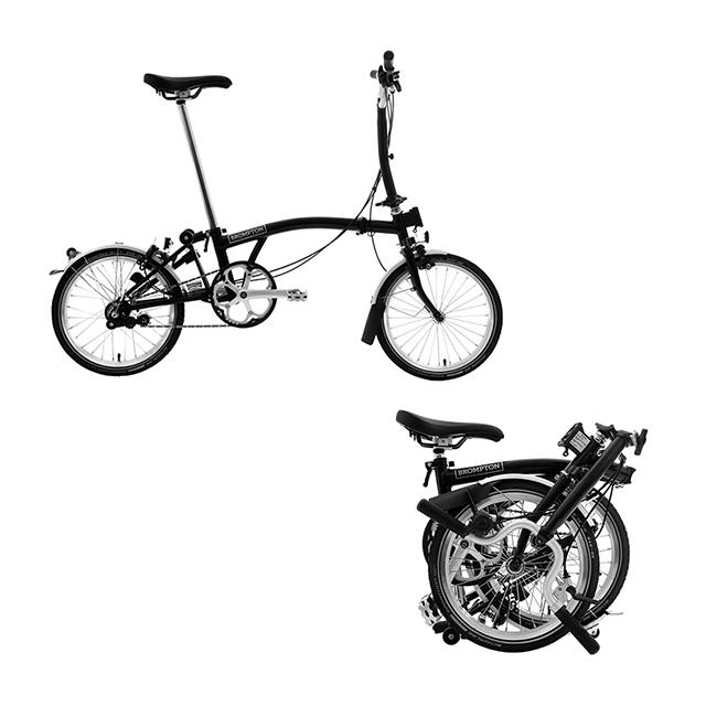 「ブロンプトン M3L」¥209,000/ミズタニ自転車