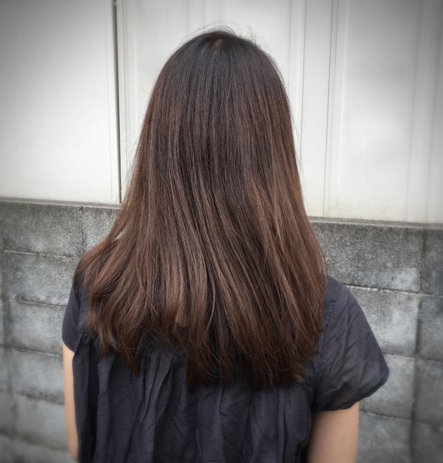 ♡秋カラーとヘアメンテナンス♡_1_1