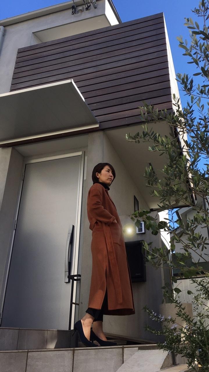 ロープラで流行のデザインのコートがみつけました_1_1