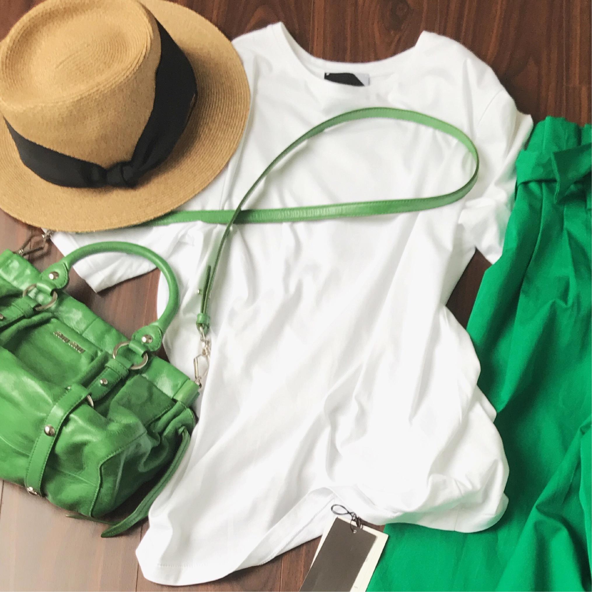 今年はこの白Tシャツで決まり!_1_1-5
