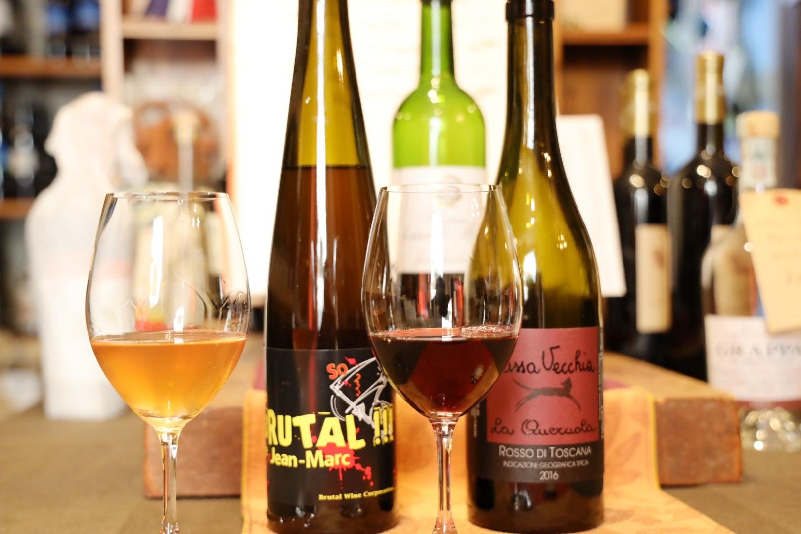 鎌倉でお気に入りの酒屋さんで美味しい自然派ワインの角打ちを♪_1_2-2