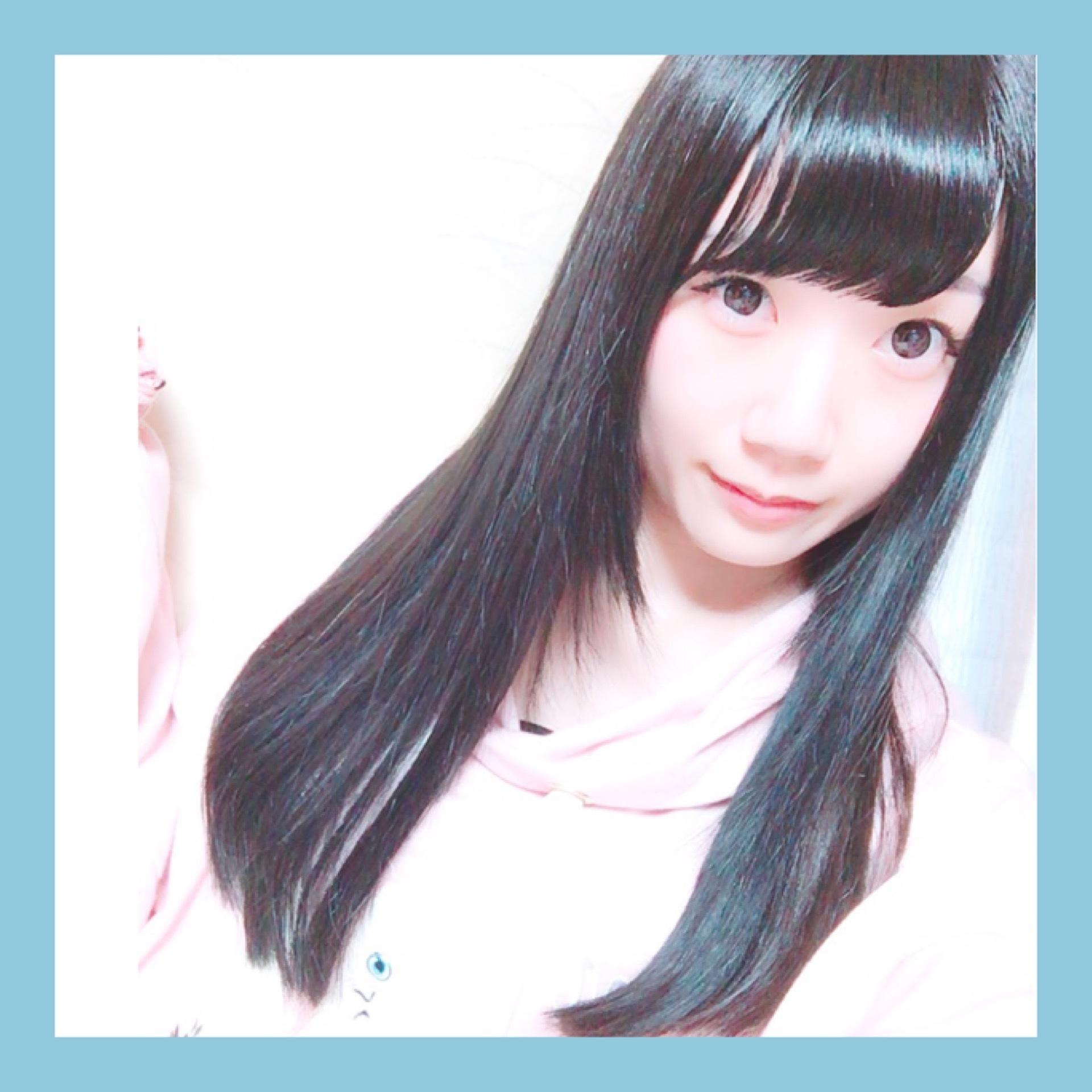 """【ヘアカラー&カット】バッサリ""""-8cm""""!!イメチェンしました◡̈*❤︎_1_1"""
