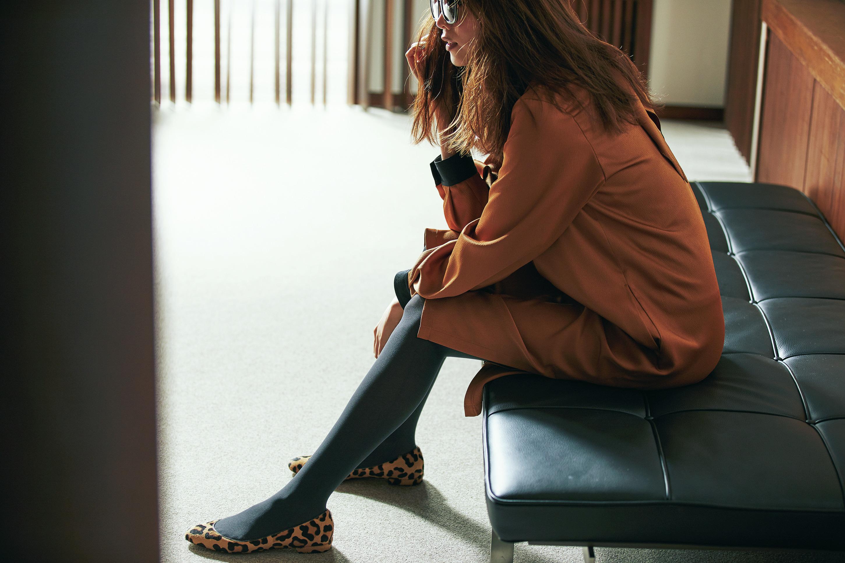Marisol11月号の付録は、ヴェルメイユ パー イエナの「ニュアンスブラック美脚タイツ」!_1_2