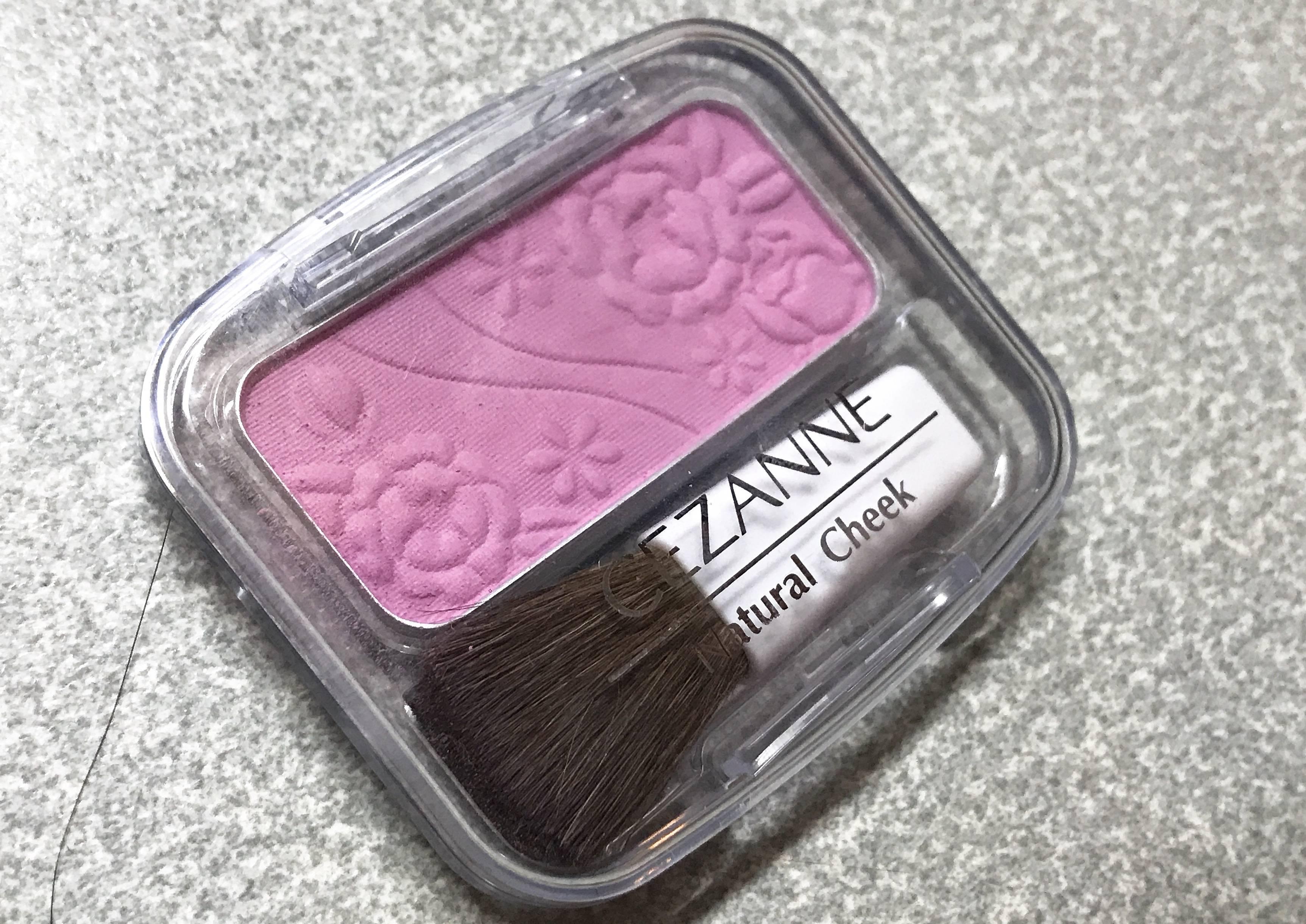 CEZANNEの〈紫チーク〉で春を先取り!〈美白&透明感〉を手に入れよう!_1_1