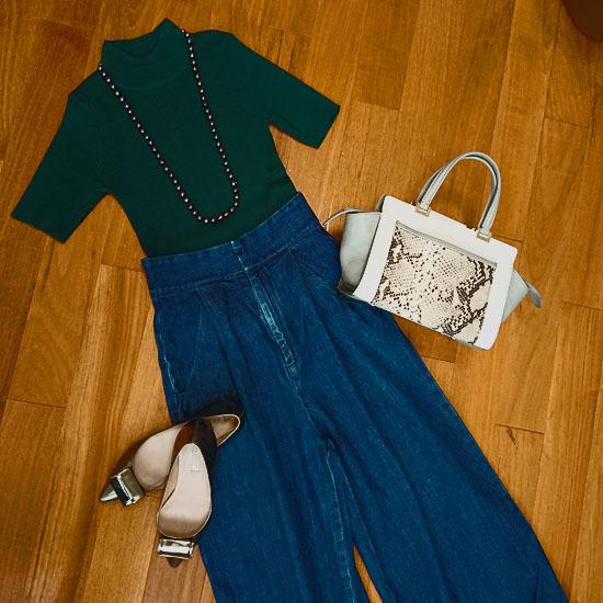 1ヶ月しか着ない半袖×秋色服は、プチプラで調達が賢い選択!_1_2