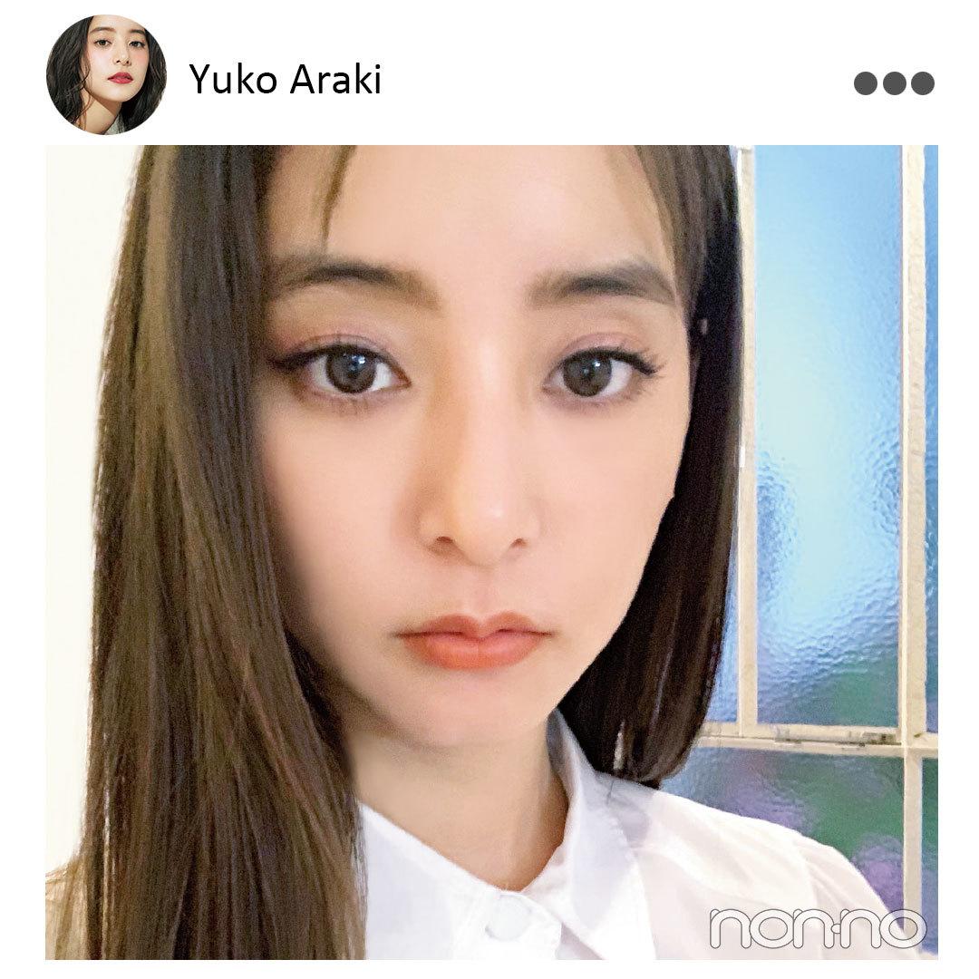 新木優子が最近注目しているスポーツは?【MODEL'S TALK】_1_2-1