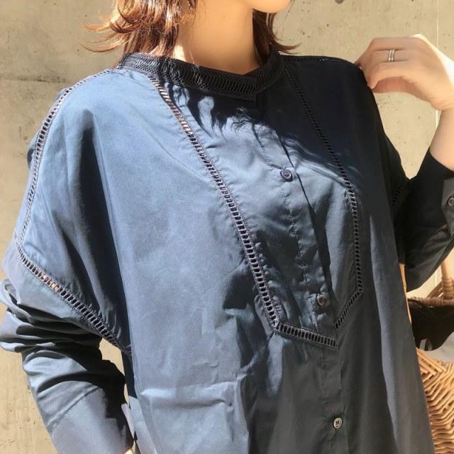 肌寒い日にも使えます♡シャツワンピースは、確実にトレンド感が出せるアイテム!_1_2