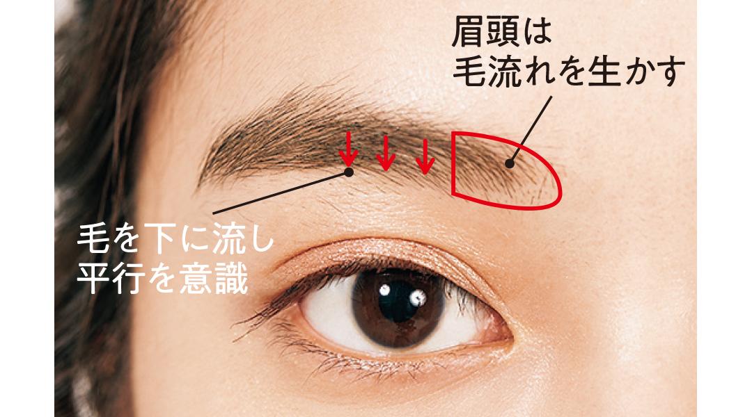 しっかり眉さんが3種類の今っぽあか抜け眉に挑戦!_1_10