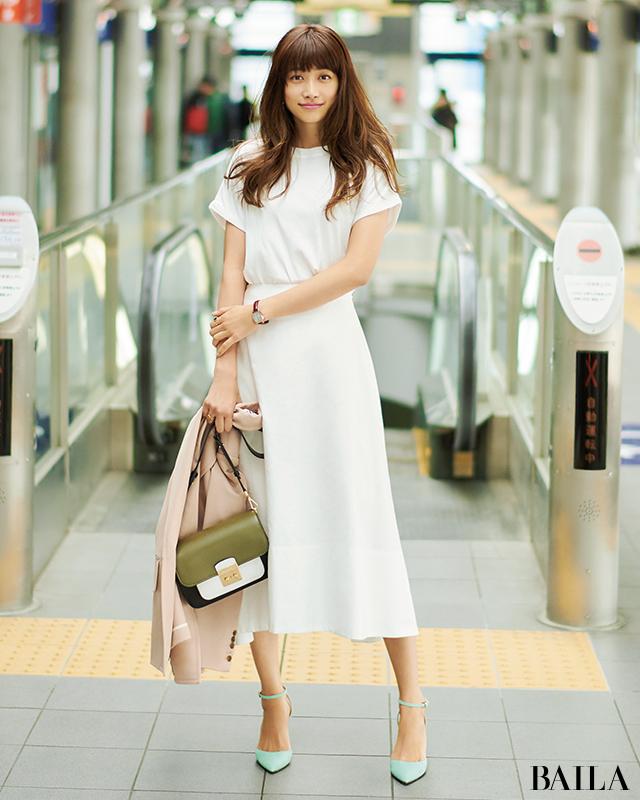 【男性ウケ抜群】アラサー的・夏のモテるファッション30コーデ!_1_9
