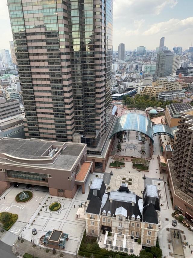 美女組さんと♪鉄板焼き「恵比寿」ウエスティンホテル東京へ_1_2-9