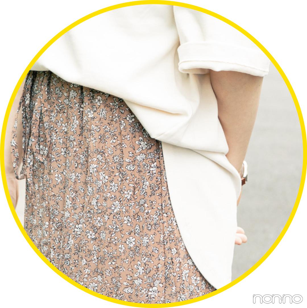 Tシャツなのに女っぽい★ロングスカートコーデが大人気!【カワイイ選抜】_1_3