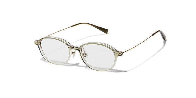 ゾフのメガネ