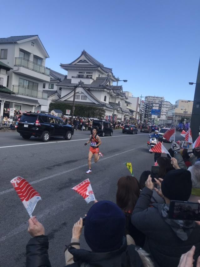 本年もよろしくお願いします♡お正月のお楽しみは箱根駅伝の応援です_1_2-1