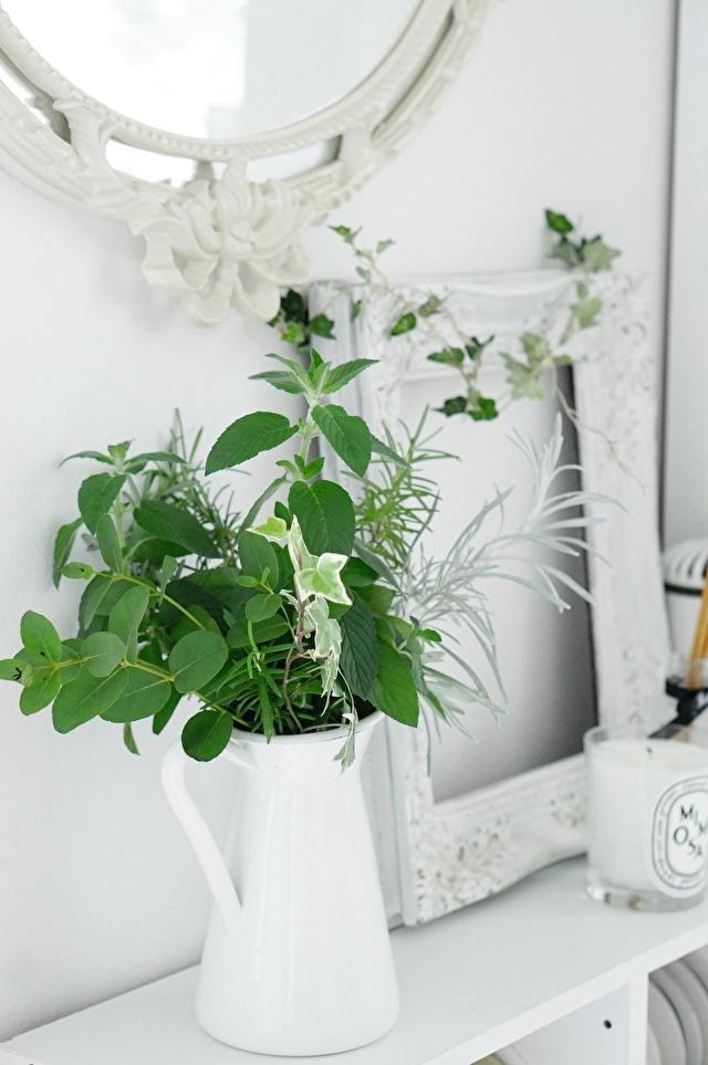 花瓶グリーン