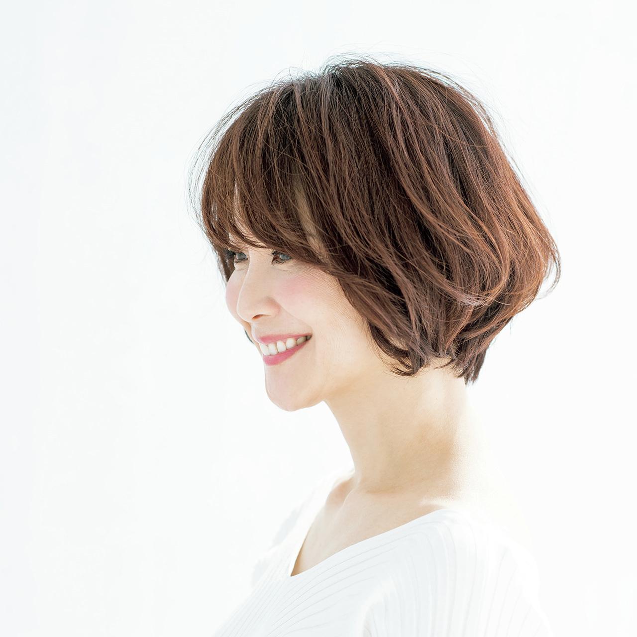 おしゃれに見える大人のヘアスタイル photo gallery_1_1-24