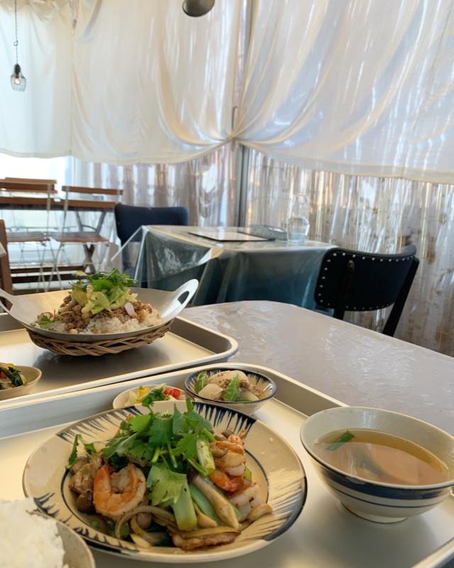 ビブグルマンのお店、富ヶ谷のヨヨナムはランチも美味しいベトナム料理を楽しめておすすめです。_1_1
