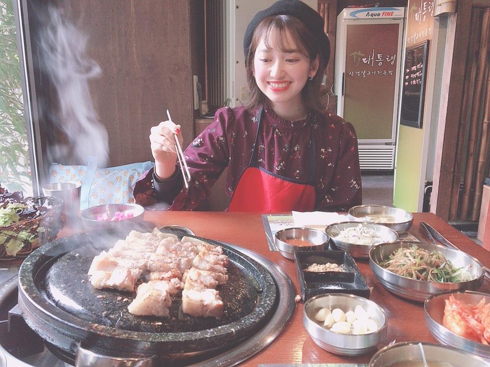 【美味しかったご飯屋さん4選!】グルメ編❥Maminaの韓国旅行✈︎Vo.6_1_2