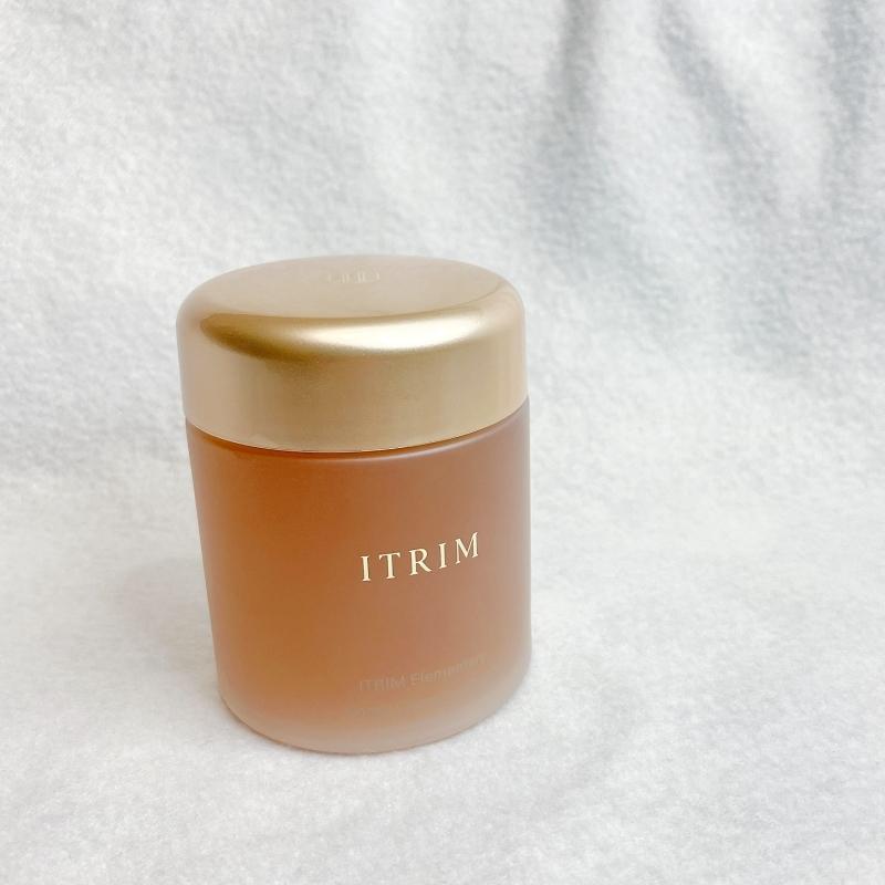 進化したITRIMのエレメンタリーのクレンジングはクリームからバームタイプへチェンジして登場