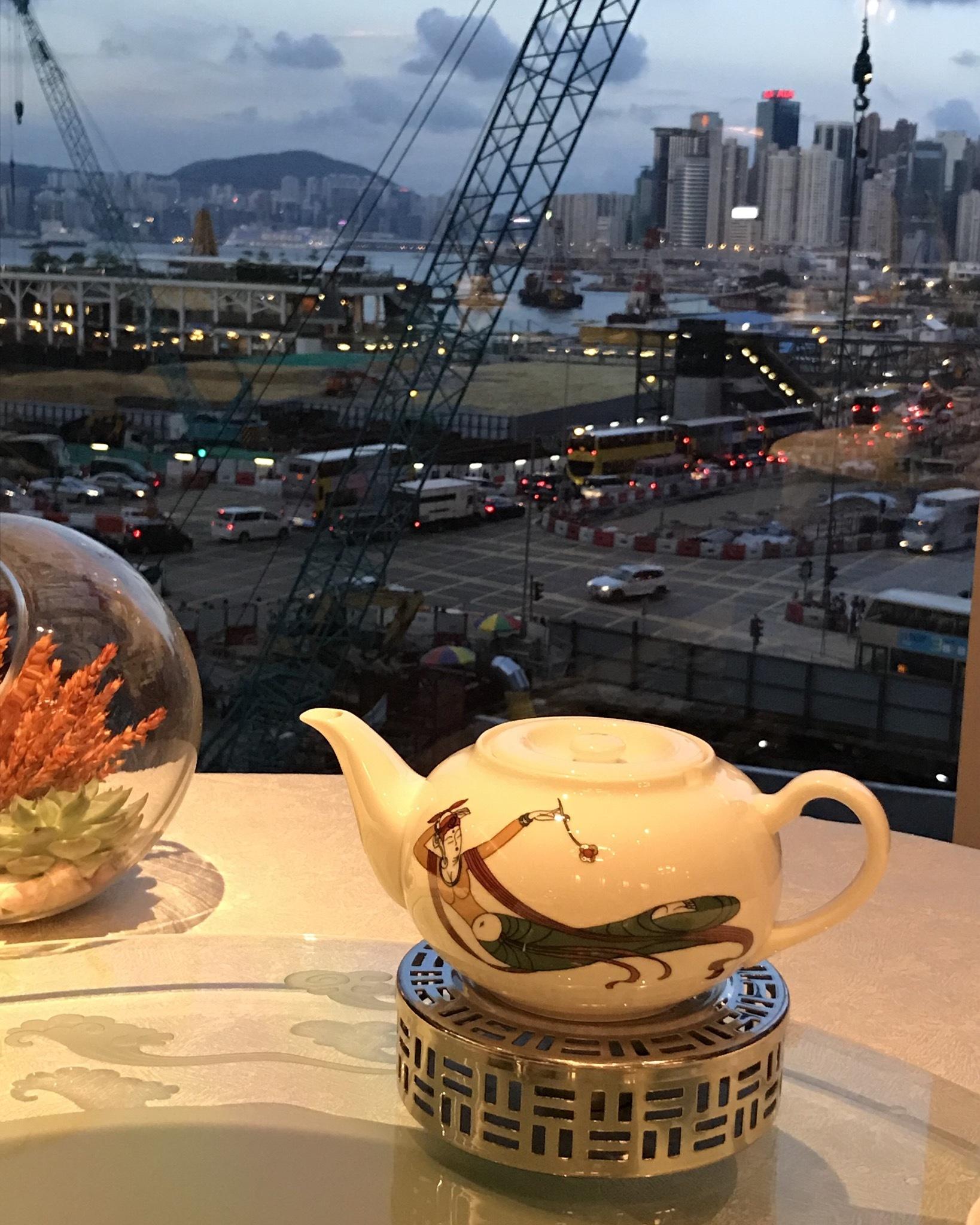 ハッピーバースディ IN 香港☆涼楽な旅服で美味しく。アクティブに!_1_4-7