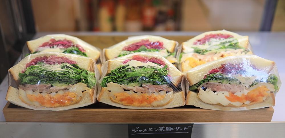 Sandwich 50 (サンドウィッチ フィフティー) とっても萌え断なサンドウィッチ専門店_1_3