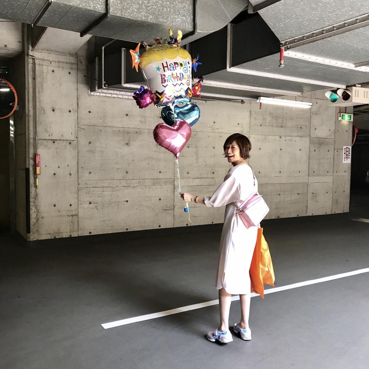 [富岡佳子private life]お誕生日おめでとう!_1_1
