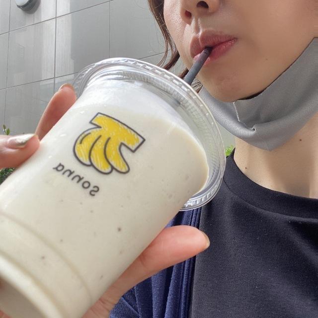 幸せホルモンがドバドバでます❤︎ 「sonna banana(そんなバナナ)」に行ってきました!_1_3