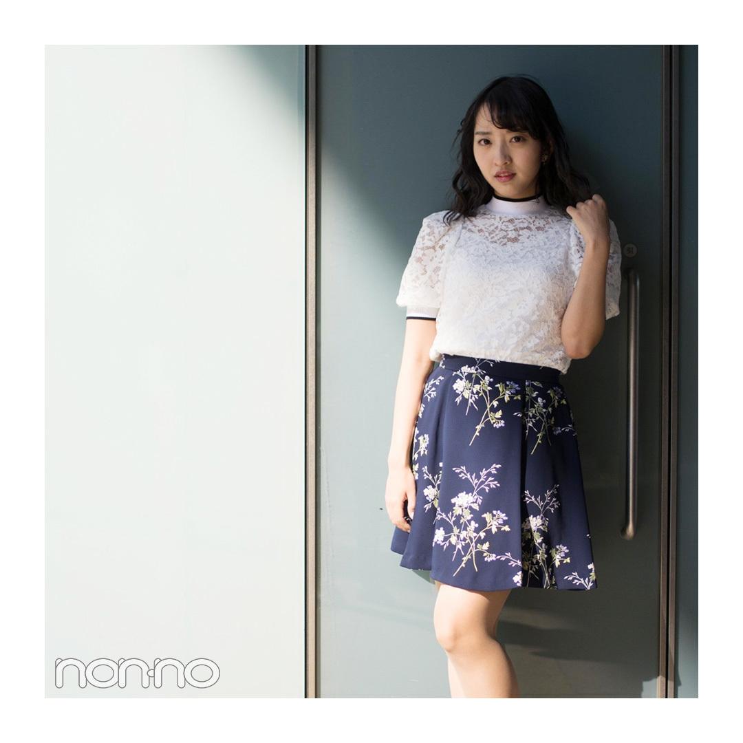 今すぐ真似したい! non-no専属読モ、カワイイ選抜の春コーデまとめ♡ _1_1-4