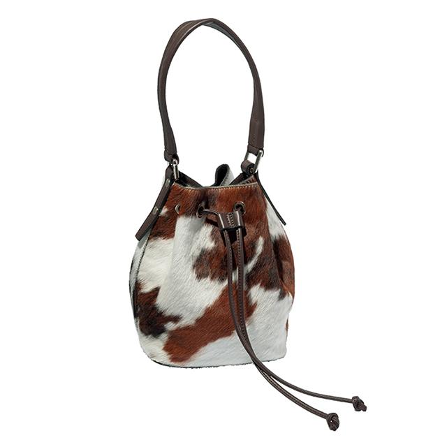 「マルコ マージ」の巾着バッグ