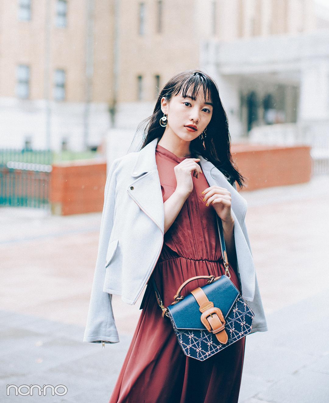 秋のトレンドバッグ2018★レトロなムードのフラップバッグが可愛い!_1_2