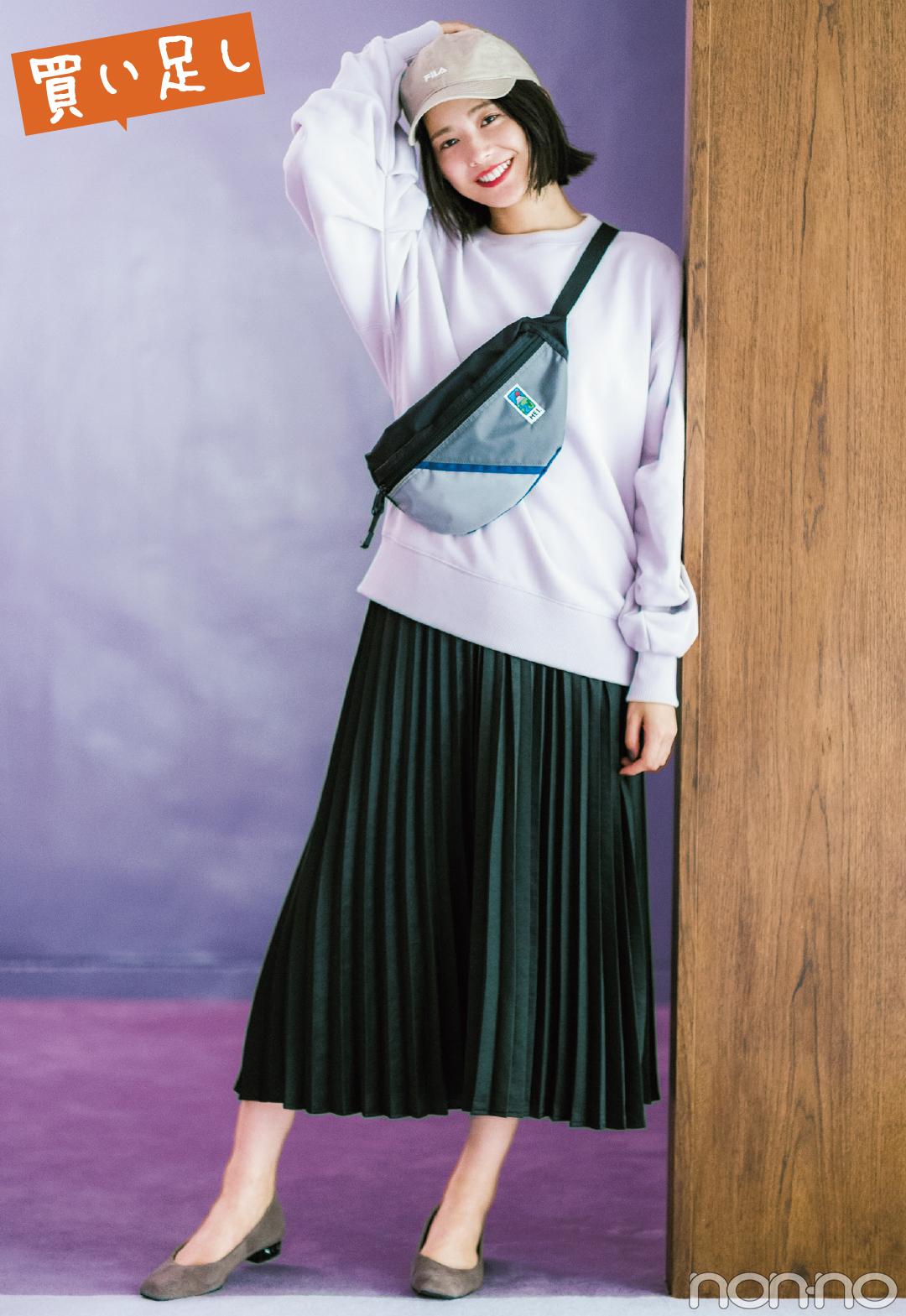 スウェットを着ると子供っぽく見えちゃう! 正解コーデルールはコチラ★_1_2