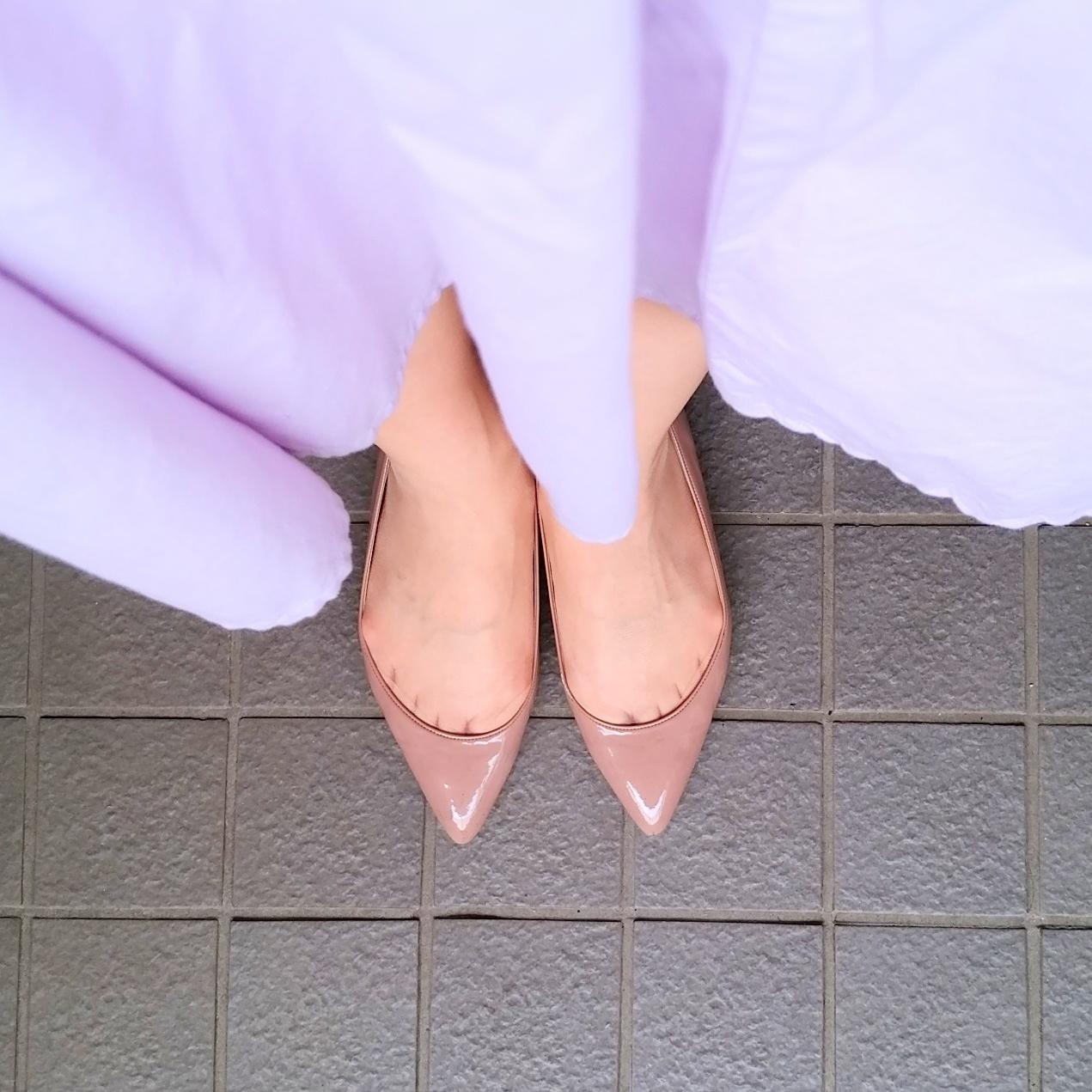 大好き!フラットシューズ!【マリソル美女組ブログPICK UP】_1_1-5