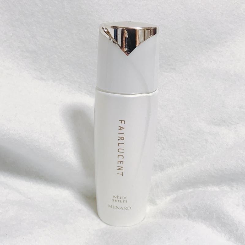 メナードの美白、フェアルーセント薬用ホワイトセラム