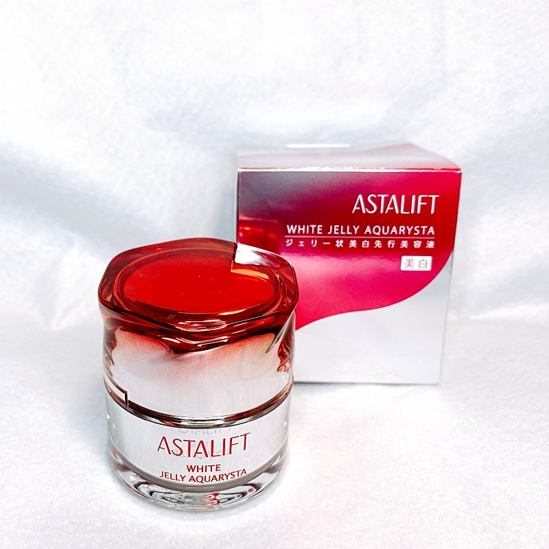 アスタリフトホワイトジェリーアクアリスタは美白ができる先行型ジェリー美容液
